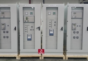 PRODUCTION OF CONTROL AND PROTECTION PANELS AND MARSHALLING KIOSKS FOR 110 kV OHL
