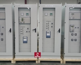 PROIZVODNJA KONTROLNIH, ZAŠTITNIH I RANŽIRNIH ORMARA ZA 110 kV DV.