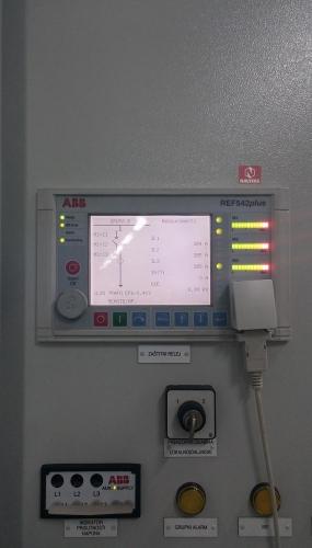 GODIŠNJE ISPITIVANJE ZAŠTITA U 6 kV POSTROJENJU BLOKA 6 TE KAKANJ, B&H.