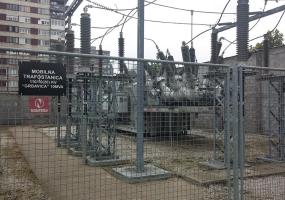 ANNUAL TESTING OF MOBILE SUBSTATION 110/10 kV GRBAVICA, B&H.