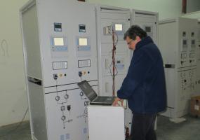 PET TS 132/33/11 kV U ERBILU, IRAK.