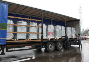 DELIVERY OF RMU's FOR PRODUCTION NEEDS OF ELDIS TEHNIKA SARAJEVO