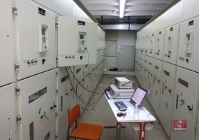 ANNUAL TESTING OF PROTECTION DEVICES IN 6 kV SWITCHGEAR UNIT 5 TPP KAKANJ, B&H.